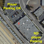 Lot Parking Map