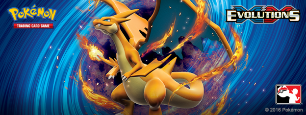 XY—Evolutions Prerelease Banner