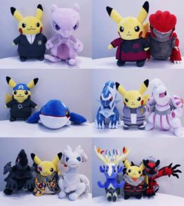 Bad Guy Plush Prizes